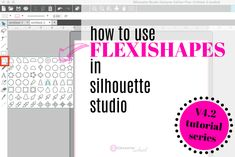 Silhouette Studio Software tutorials, Silhouette Design Studio tutorials, silhouette tutorial, silhouette cameo tutorial for beginners, how to use silhouette studio Silhouette Cutter, Silhouette Curio, Silhouette Vinyl, Silhouette Machine, Silhouette Design, Silhouette Cameo Tutorials, Silhouette Projects, Silhouette School Blog, Inkscape Tutorials