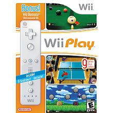 """Wii Play with Remote for Nintendo Wii - Nintendo - Toys """"R"""" Us, Charlie"""