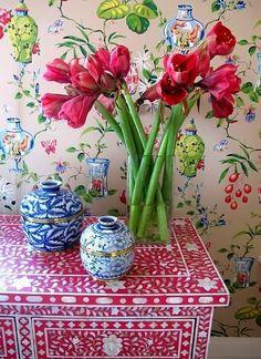 Chinoiserie Chic: Anna Spiro - Absolutely Beautiful Things