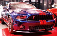 Ford Shelby GT500 SVT Performance Pack