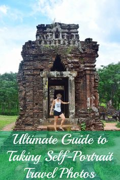 No More Selfies! The Ultimate Guide to Taking Self-Portrait Travel Photos | http://www.prettylittlegrub.com/2017/06/12/ultimate-guide-to-taking-self-portrait-travel-photos/