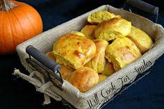 Will Cook For Smiles: Pumpkin Dinner Rolls