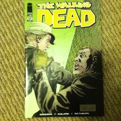 Andrea from the Walking Dead. older back issues like this one are getting harder to find.