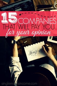 Copy Paste Earn Money - Want to earn money by giving your opinion? Here are four unique ways to do it along with fifteen different companies who pay. - You're copy pasting anyway.Get paid for it. Earn Money Online Fast, Earn Money From Home, Way To Make Money, Online Work From Home, Work From Home Moms, Coaching, Buch Design, Legitimate Work From Home, Money Matters