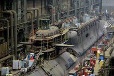 Rocketumblr | Delta IV class submarine