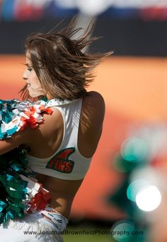 One of my favorite Miami Dolphins cheerleading photos... NFL Football
