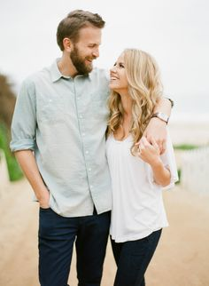 Marisa + David // Orange County Engagement » Troy Grover Photographers Blog