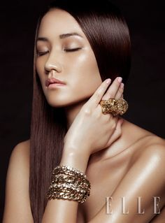Zhang Jingna for Elle Vietnam via Fashion Gone Rogue