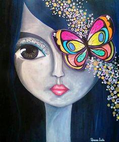 La mariposa muere para convertirse en crisàlida.En el sopor de la crisàlida,las…