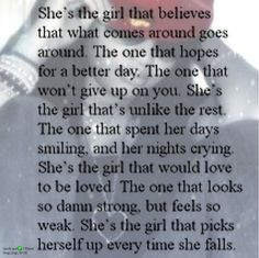 depressed teenage girl quotes - Google Search