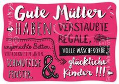 Gute Mütter haben: - Postkarten - Grafik Werkstatt Bielefeld