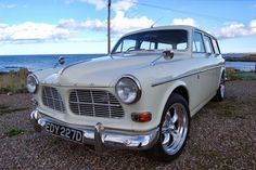 Volvo Amazon - All The Pretty Things: A Cool 1966 Car