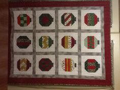 Vintage Holiday Quilt Along