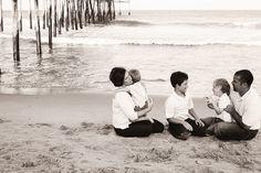 love families on the beach! #jenniferwarthan