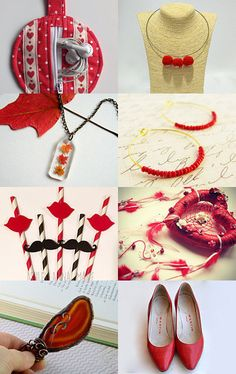 Ruby Red by Gabby Horton on Etsy--Pinned with TreasuryPin.com
