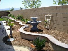 Small Backyard Designs | Backyard Ideas for Landscaping with palnts
