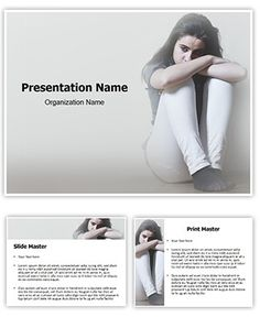 Strawberry fruit ppt presentation template for healthy food or make great looking powerpoint presentation with our depression free powerpoint template download depression free toneelgroepblik Image collections