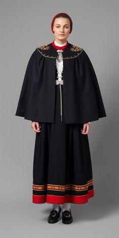 Bilde av 1932-modell sort cape