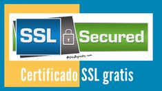 Free SSL (candado cerrado) Flip Clock, Blog, Free, Certificate, Blogging