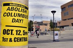 Indigenous Peoples Day Celebrated In Cities Across The U.S. Instead Of Columbus Day - BuzzFeed News