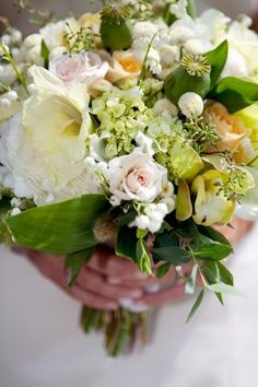 Spring Bouquets, Wedding Flowers Photos by Amelia Soper Photography - Simple