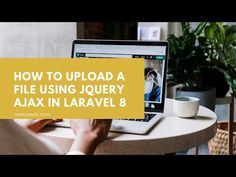 How to upload a file using jQuery AJAX in Laravel 8 - YouTube Filing, Letter Board, It Works, The Creator, Youtube, Nailed It, Youtubers, Youtube Movies