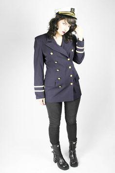 Damen steppjacke marine