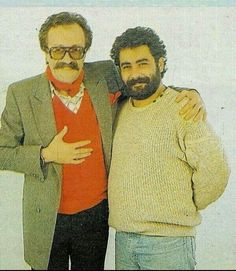 cem karaca&ahmet kaya Victor Jara, Book Writer, The Godfather, Black N White, Old Pictures, Music Bands, Famous People, Cool Photos, Nostalgia