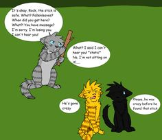 warrior cat pictures of jayfeather - Google Search
