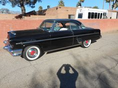 1954 Mercury Sun Valley for sale by Owner - Tucson, AZ | OldCarOnline.com Classifieds