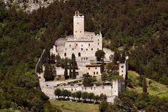 Castello di Sabbionara d'Avio - Trentino -  https://it.wikipedia.org/wiki/Castello_di_Avio