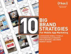 High Performance                                                       App Marketing                           10         ...