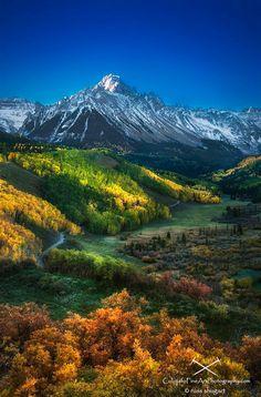 ***Sunrise (San Juan Mountains, Colorado) by Russ Shugart on 500px