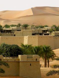 Anantara Qasr al Sarab, Abu Dhabi