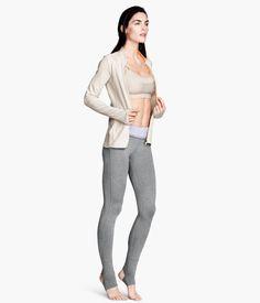 H&M Yoga Tights $29.95
