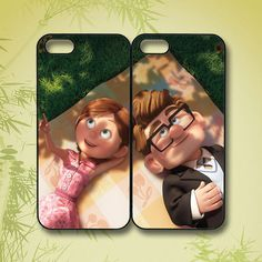 carl and ellie iPhone 4 Case iPhone 5 Case ipod Samsung by JYCASE, $28.99