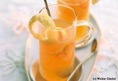 Zitrus-Orangenpunsch