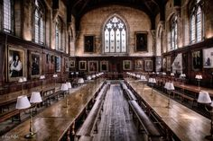 Oxford's University : classic but rustic by Eric Photography