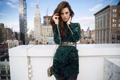 The_Garage_Starlets_Madlena_Kalinova_New_York_City_Balmain_X_H&M_Chanel_Christian_Louboutin_BCBG_Max_Azria_09