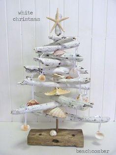 Ohne Muscheln könnte das doch unser w  Weihnachtsbaum sein... schmatzi