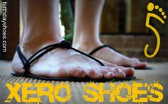 """Xero Shoes are hardly shoes, at all — they're sandals. But they're not just any sandals, they're ultra-minimalist huaraches sandals—you know, the """"sandal tech"""" worn by the Tarahumara Indians of the Copper Canyons and made famous via Ma…"""