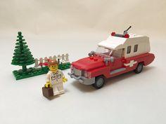 Classic Lego, Lego Design, Lego Models, Lego Moc, Cars, Christmas Ornaments, Holiday Decor, Autos, Christmas Jewelry