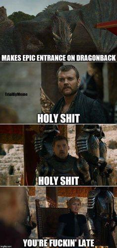 Cersei, Game of Thrones.