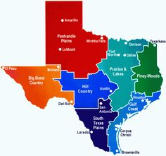 "For the LOVE of TEXAS-& for those of you who don't know ""Hill"" country from the Piney woods of Texas~"