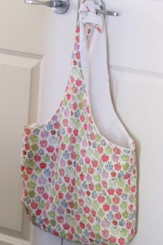 Bag Sewing Fail from and Sew We Craft {Sewing 35}
