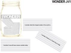 Wonder jars