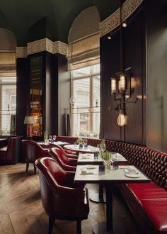 kerridge s bar and grill london uk classically proportioned the brasserie style