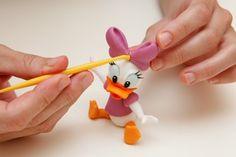 Daisy duck tutorial