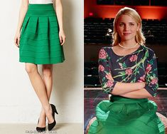 Anthropologie Ponte Bell Skirt - $128.00 Worn with: Anthropologie top