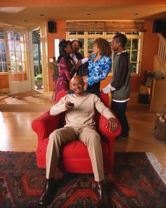 Damon Wayans, Tisha Campbell-Martin, Jazz Raycole, George Gore II and Parker McKenna Posey in My Wife and Kids Series Movies, Film Movie, Tv Series, Kids Tv, 90s Kids, Black Sitcoms, My Wife And Kids, African American Culture, Stars Then And Now